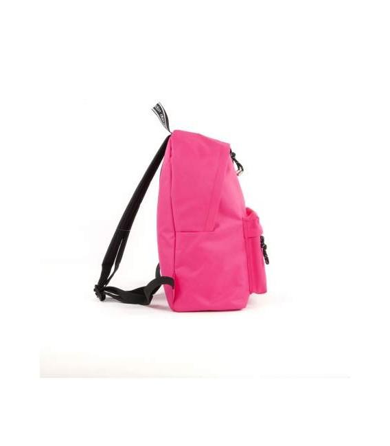 Mochila escolar rosa Don Algodón