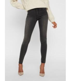 Jeans pitillo gris Vero Moda